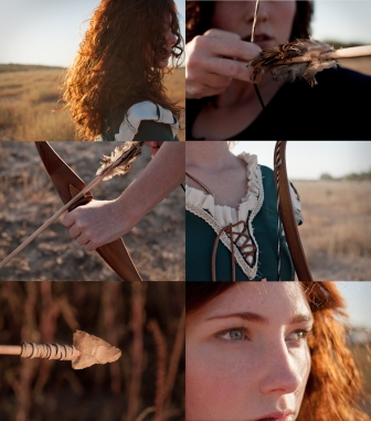 "Merida: ""Brave"" - From the Disney Royals Collection by Minions' Photography @ minionsphotography.com"